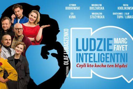 """Spektakl """"Ludzie inteligentni"""" w Operze Nova (25.09.2017)"""